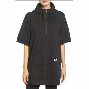 Nike Tech Modern Poncho Hoodie Pullover Oversized
